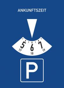 Parkscheibe_DE